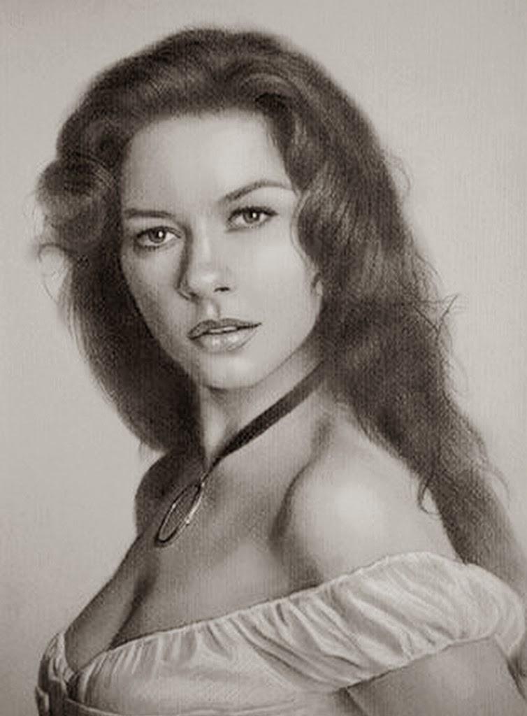 dibujos-a-lapiz-de-mujeres-hermosas