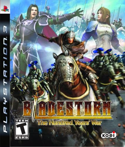 BLADESTORM: THE HUNDRED YEARS WAR PS3