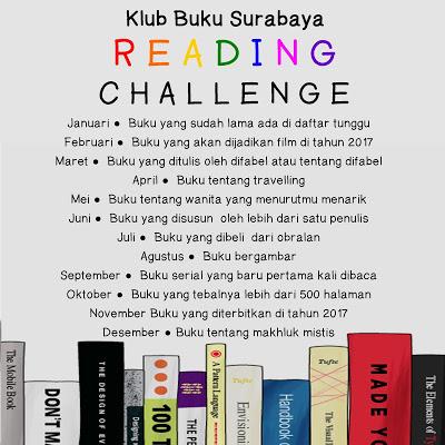 Saya Juga Mengikuti Tantangan ini