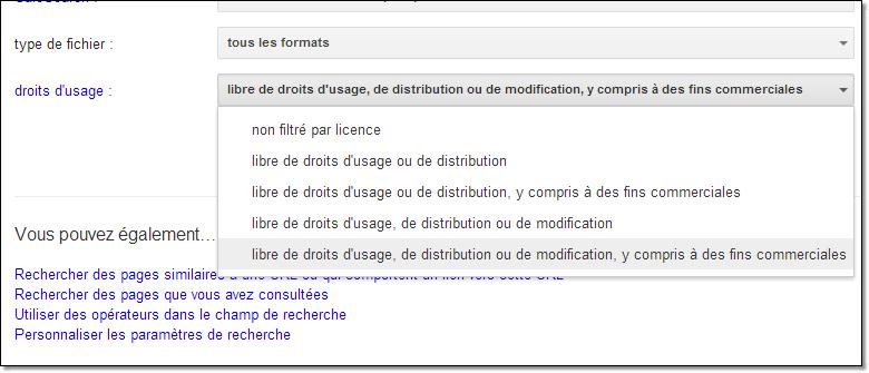 Trouver Des Images Libres De Droits Sur Bing Ou Google