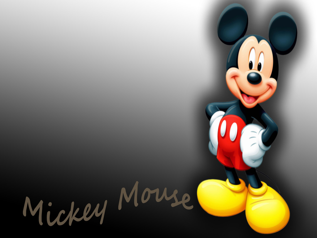 Kinds Of Wallpapers Mickey Mouse Wallpaper