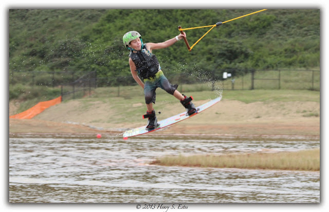 Terminus Wake Park in Emerson, GA