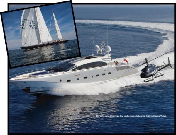 Superyachts Calendar