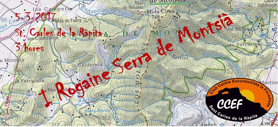 Rogaine Serra de Montsià