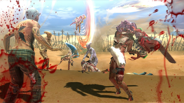 Onechanbara Z2: Chaos action game