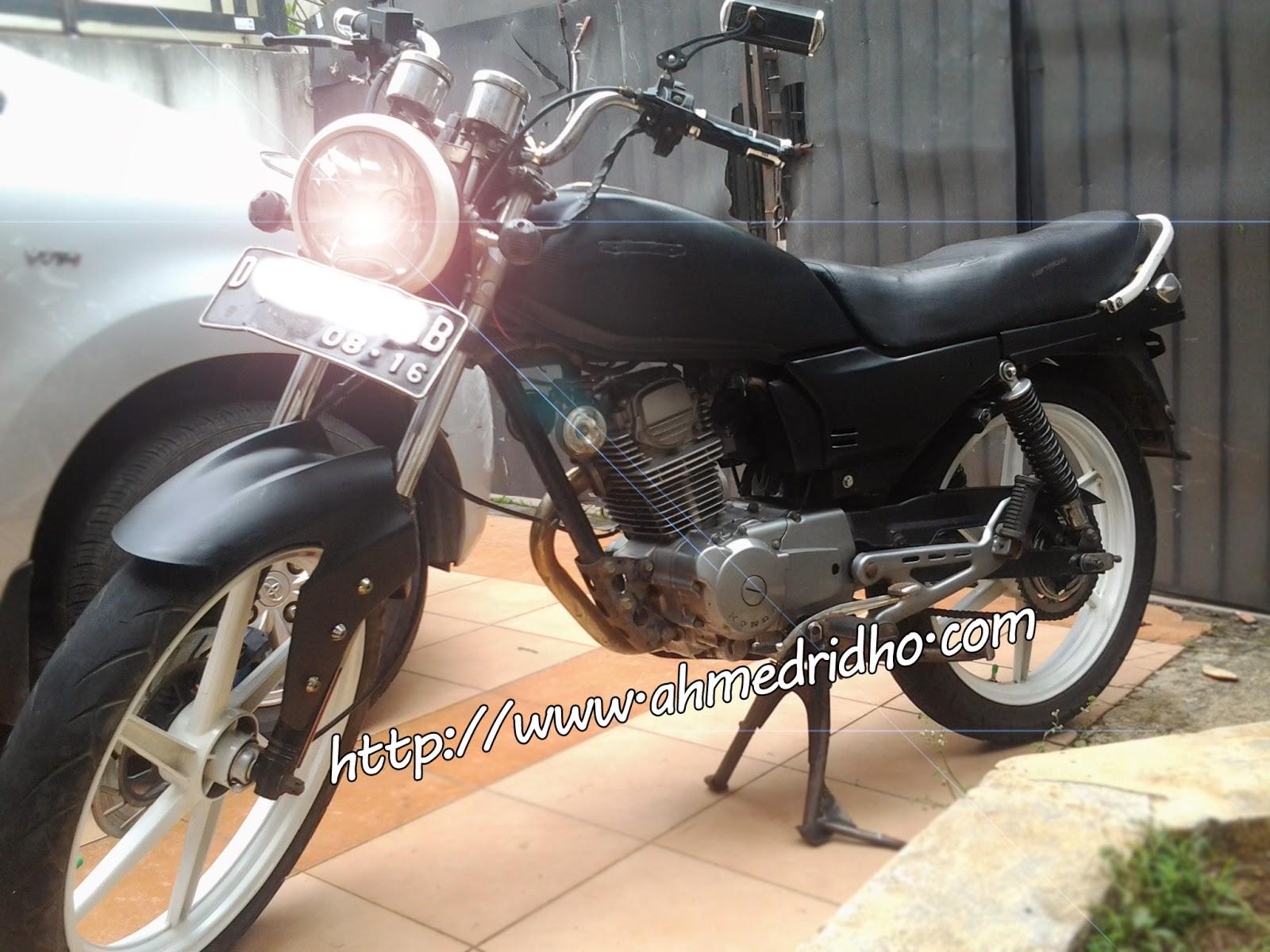 Honda GL Pro CB