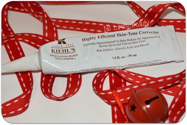 Kiehl's - Highly Efficient Skin Tone Corrector (review)