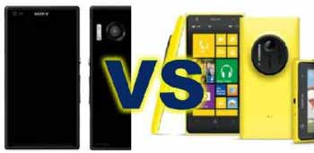Sony Honami VS Nokia Lumia 1020, which is best in camera quality