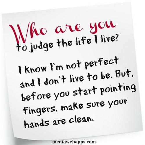 judge quote large