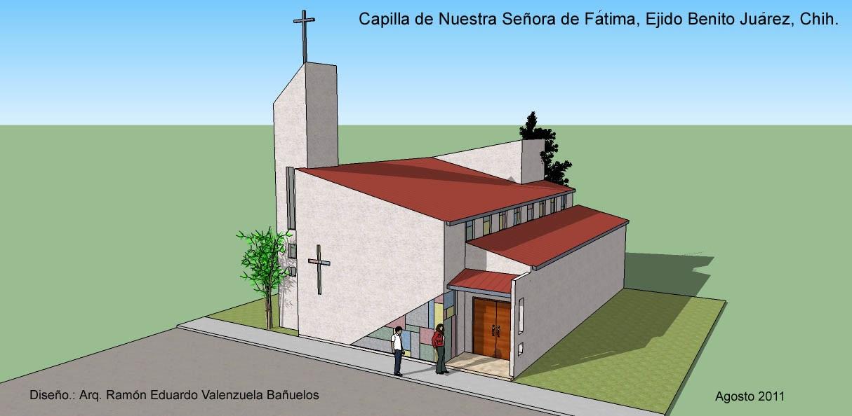 Espectador de arquitectura iglesia minimalista en zona rural for Plantas arquitectonicas minimalistas