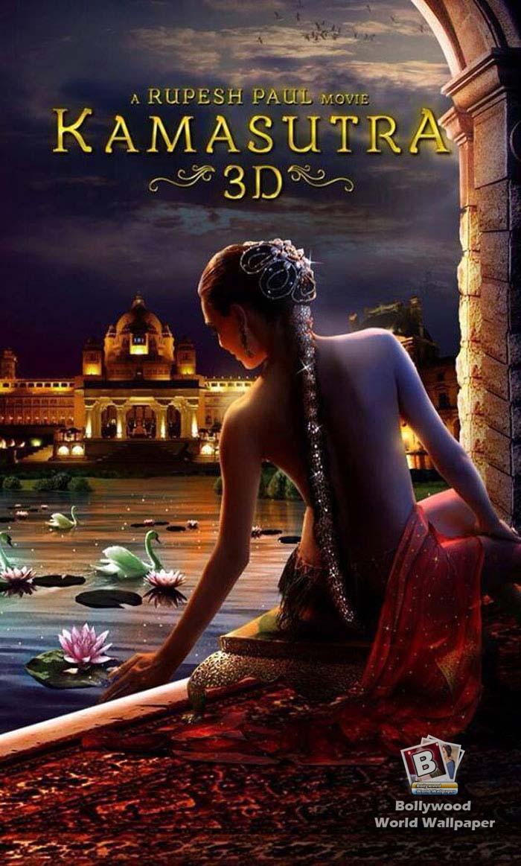 Bollywood World Wallpapers: sherlyn chopra kamasutra 3d poster