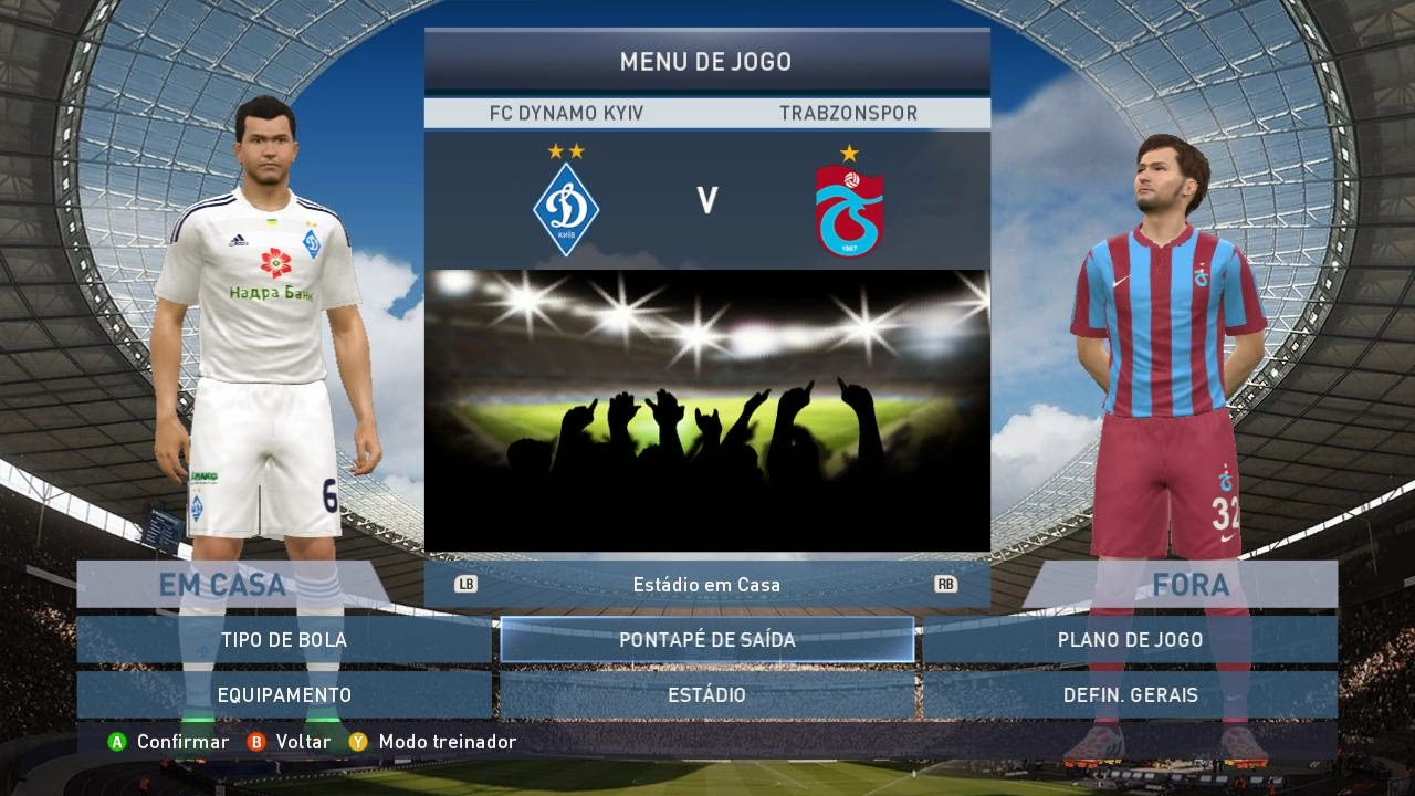PES 2015 Patch dari Tuga Vicio v1.0 + FIX