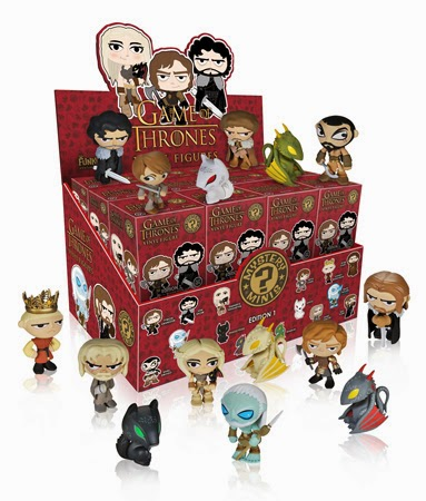 Game of Thrones Mystery Minis Blind Box Series by Funko