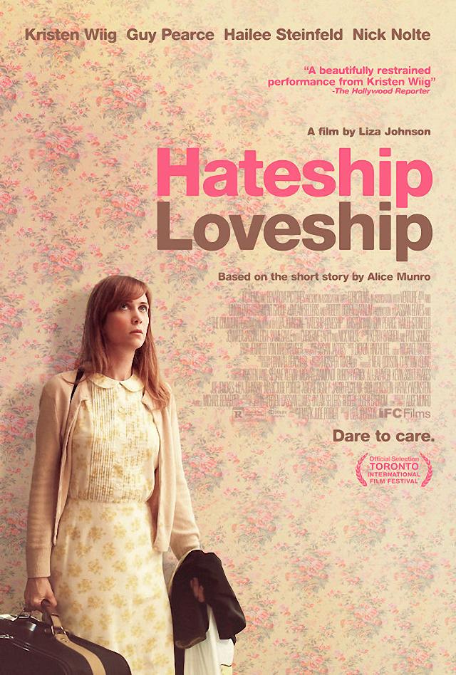 La película Hateship Loveship