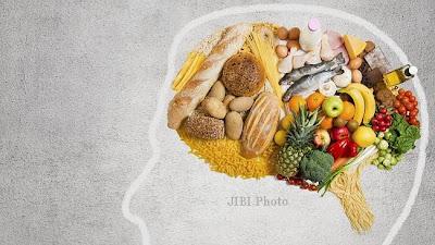 Makanan untuk Mencerdaskan OTAK Anak dan Orang Oewasa