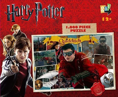Harry Potter Jigsaw Puzzles