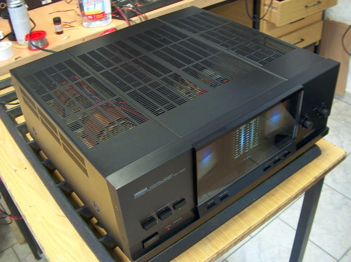 Yamaha Mx Power Amplifier
