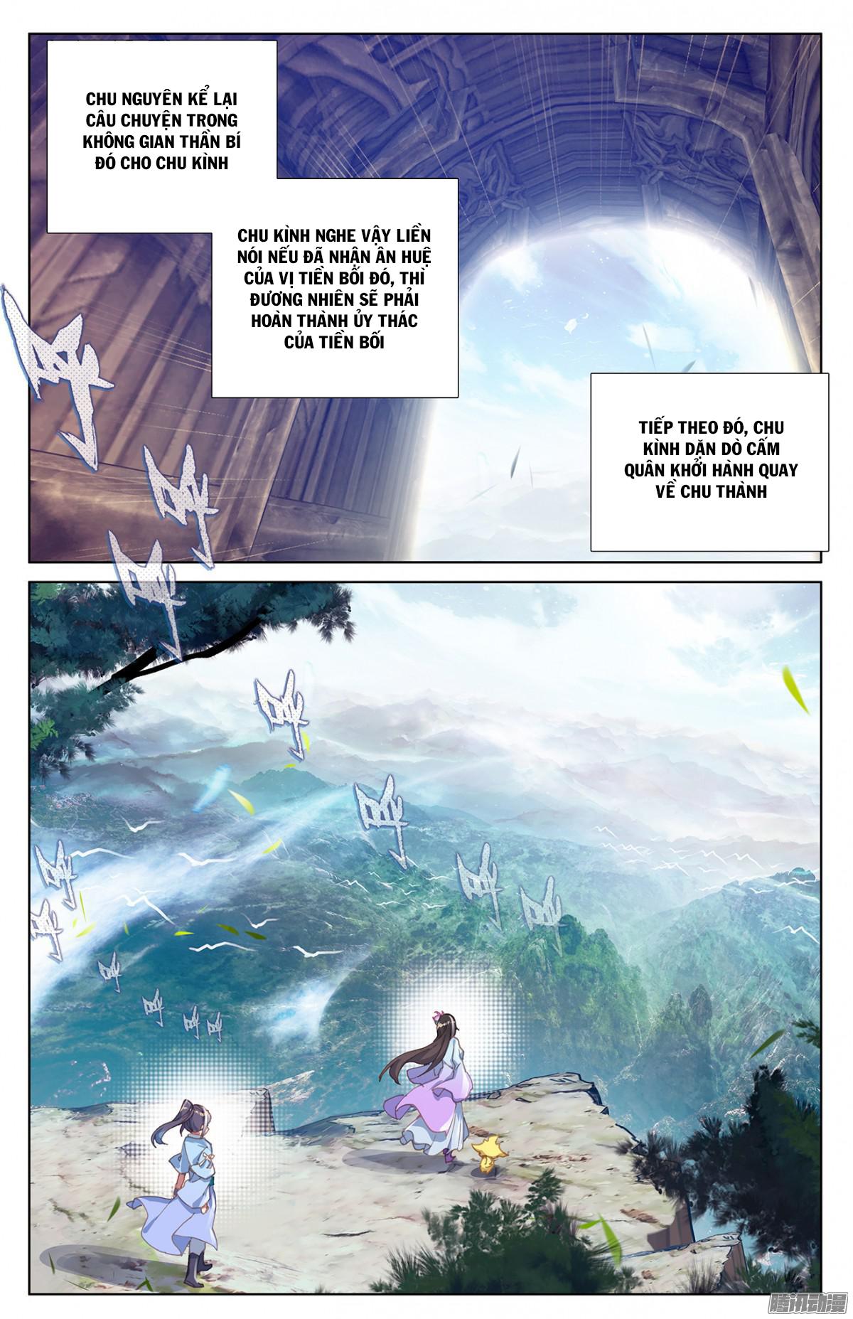 Nguyên Tôn Chapter 11 - Hamtruyen.vn