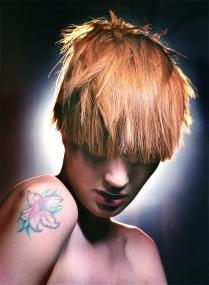 Short hairstyles - Bowl-cut Punk Hairstyles