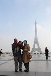 PARIS ~ Eiffel Tower View~Jan'11