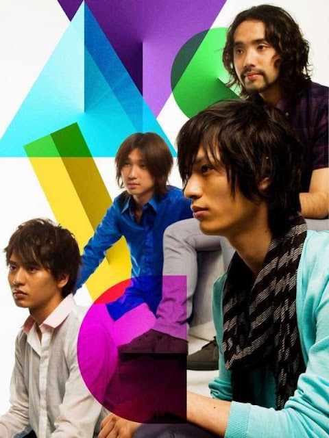 Nico Touches the Walls band picture