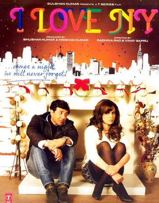 I LOVE NY (2015) Hindi Non Retail DVDRip