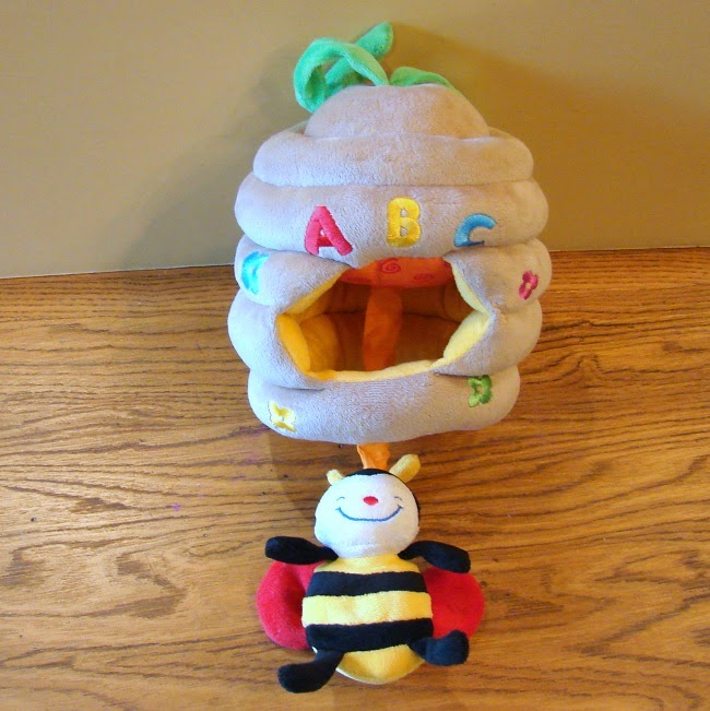 Melissa and Doug Musical Honey Bee Hive Toy