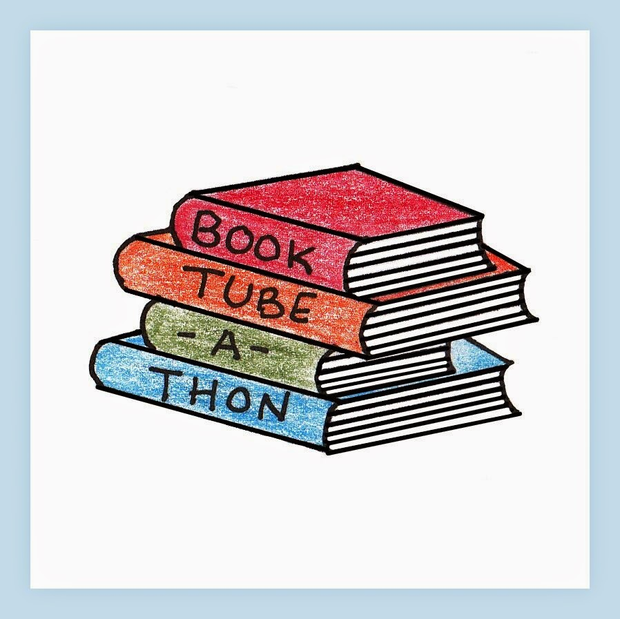 Booktubeathon button