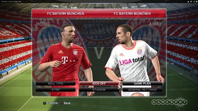 Free Download Game PC : PES 2014 FULL VERSION + Crack + Patch | Demak ...