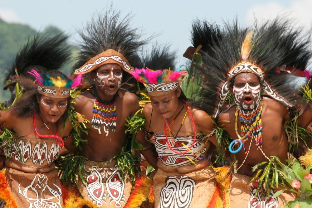 Keunikan Festival Budaya Di Papua