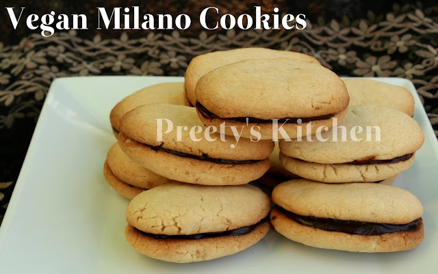 Homemade Orange Milano Cookies Recipes — Dishmaps