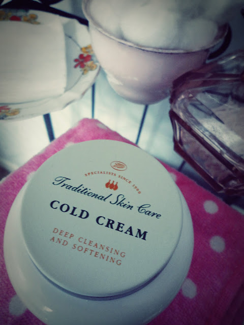 An Ode to Cold Cream - A Thrifty Mrs