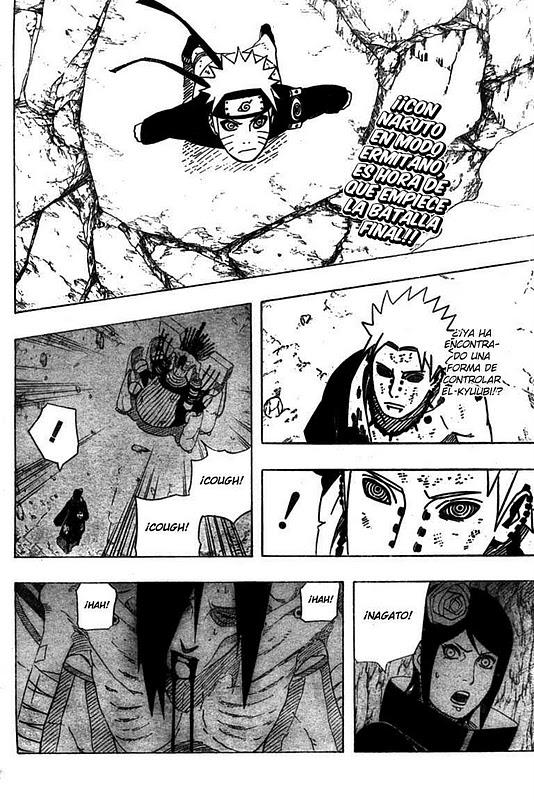 Naruto Shippuden Manga 441