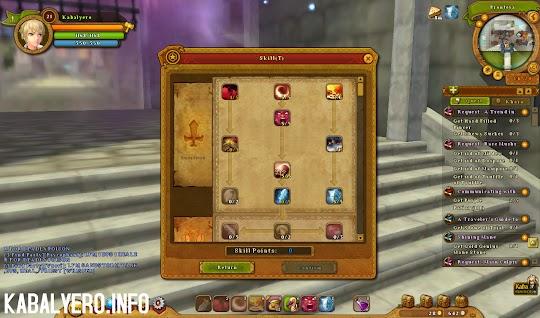 Kabalyero's Swordman's Skills