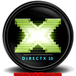 Dowload directX 10 windows 7