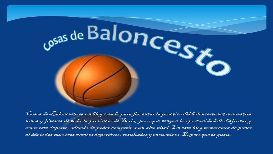 Cosas de Baloncesto
