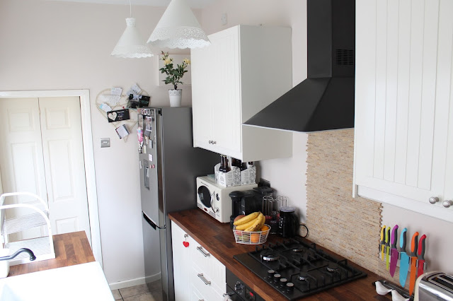ikea kitchen shabby chic cottage style
