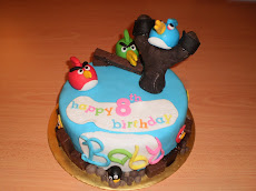3D & 2D Cakes and Figurines