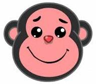 monkey emoticon for facebook