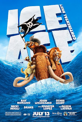 ice age 4 - continental drift