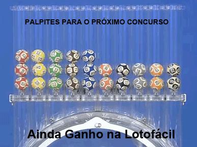Lotofácil Dicas e Palpites para concurso 1412