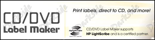 CD DVD Label Maker 3.01.02.03 - Crea carátulas y etiquetas CD/DVD
