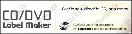 CD DVD Label Maker 3.01.02.03 - Crea carátulas y etiquetas CD/DVD