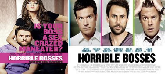 how to watch horrible bosses