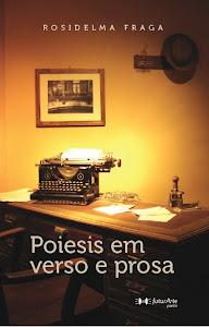 Livro Poiesis em verso e prosa. ISBN: 978-85-8273-077-5