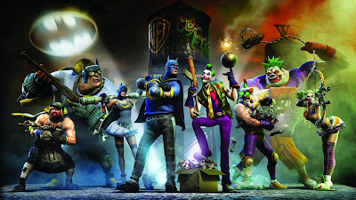 gotham city impostors Gotham City Impostors Wallpapers in HD  1080p