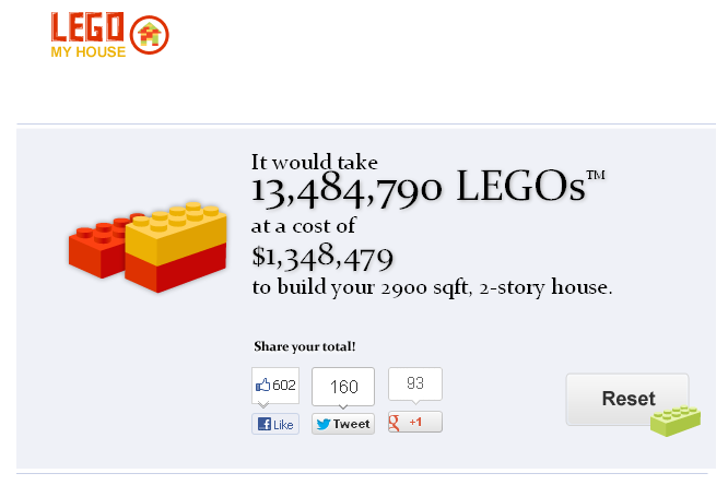 How to Build Your Own LEGO House