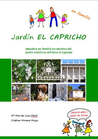 Guía Jardín El Capricho en Familia