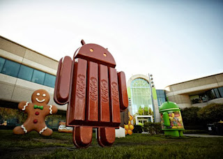 Android KitKat Has Been Released