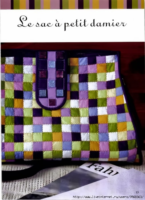 patchwork Bags